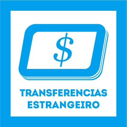 Transferências estrangeiro